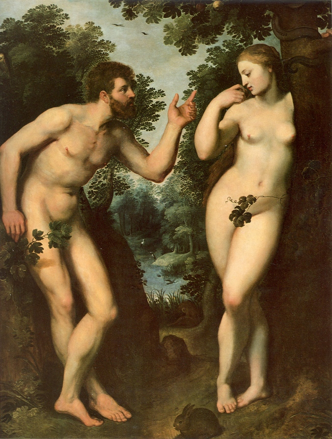 polygamy 7 Adam and Eve