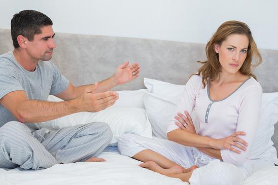 Wife control husband sex