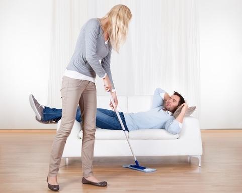 Punishing your wife