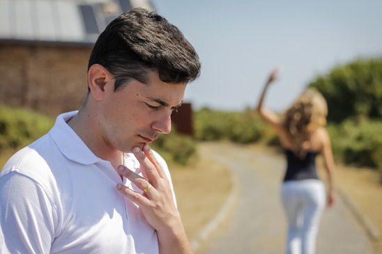 Should a man risk divorce to confront his wife's rebellion