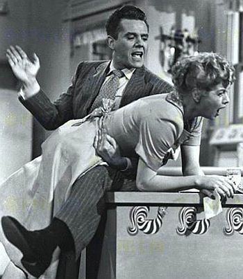 Wife who spank